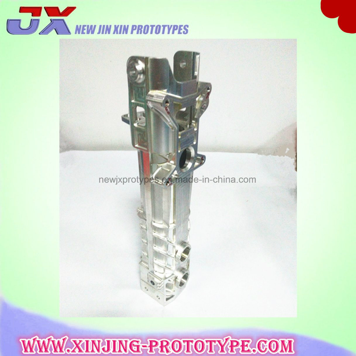 Aluminum Anodized Finish High Precision CNC Machining Parts