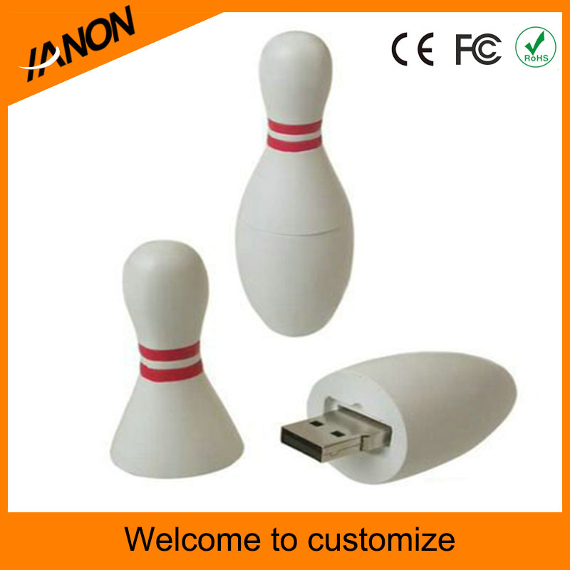 Ball USB Flash Drive with Your Design
