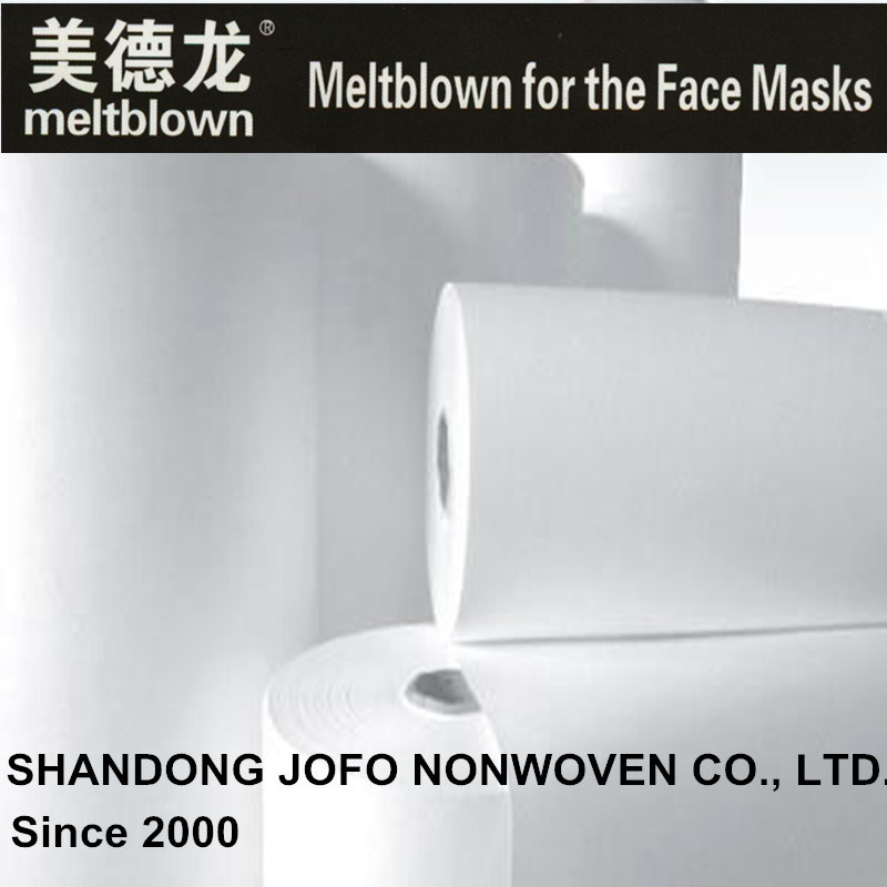Bfe99% Meltblown Nonwoven Fabric for Face Masks