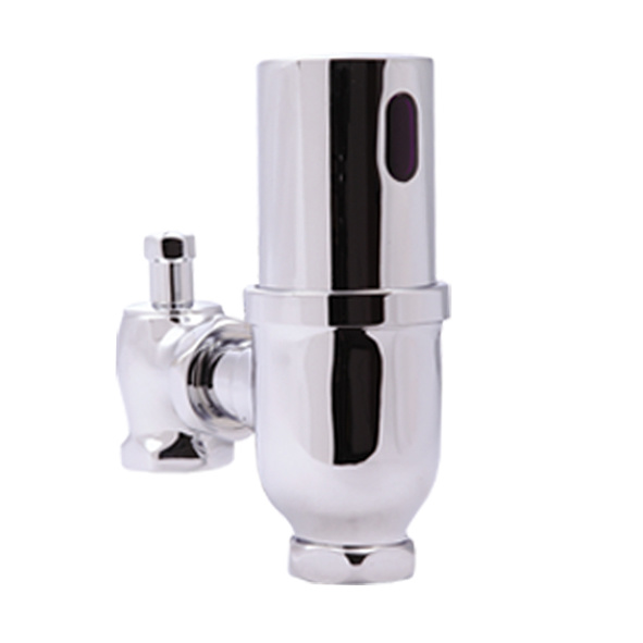Solid Brass Automatic Toilet Flusher Toilet Sensor Flush Valve HD704DC