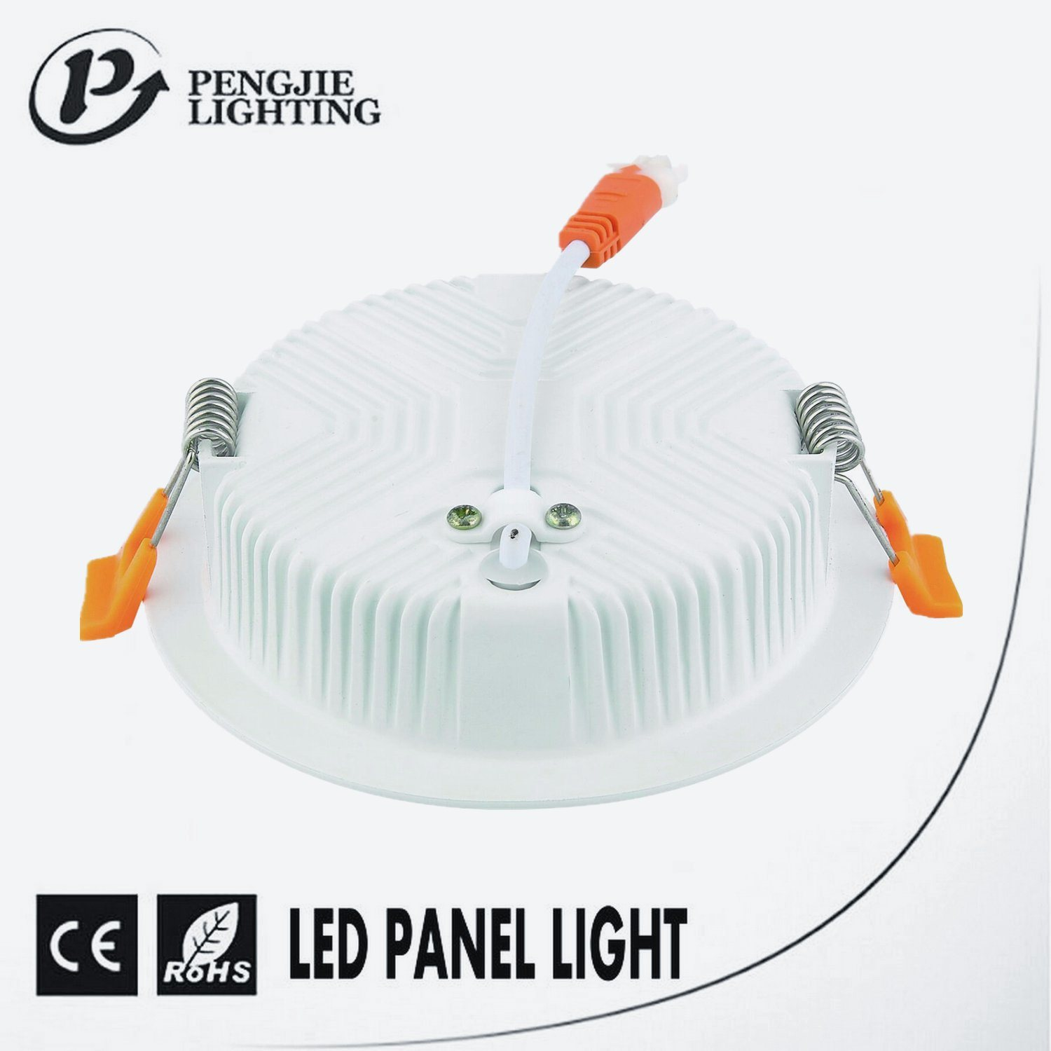New Design Super Bright 16W LED Round Panel Lights Series for House Lighting