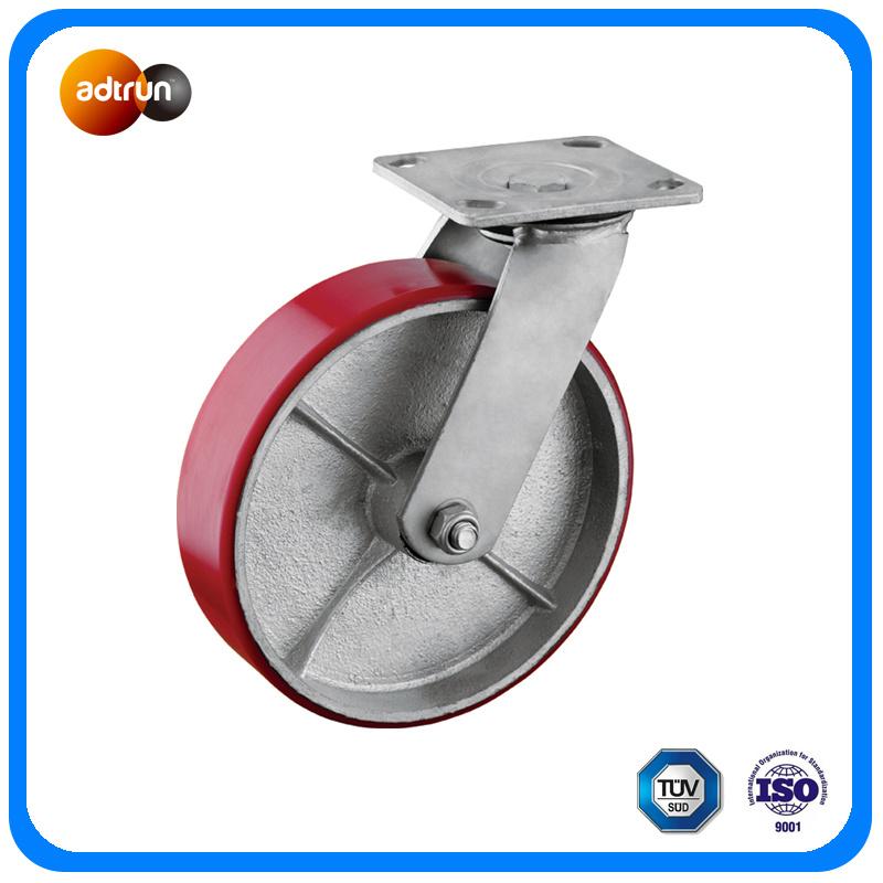 Heavy Duty 1000 Lbs Capacity Plate Casters