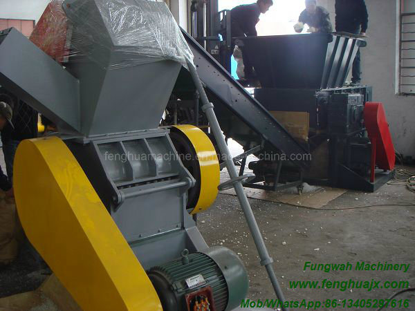 High Quality Plastic Grinder Shredder
