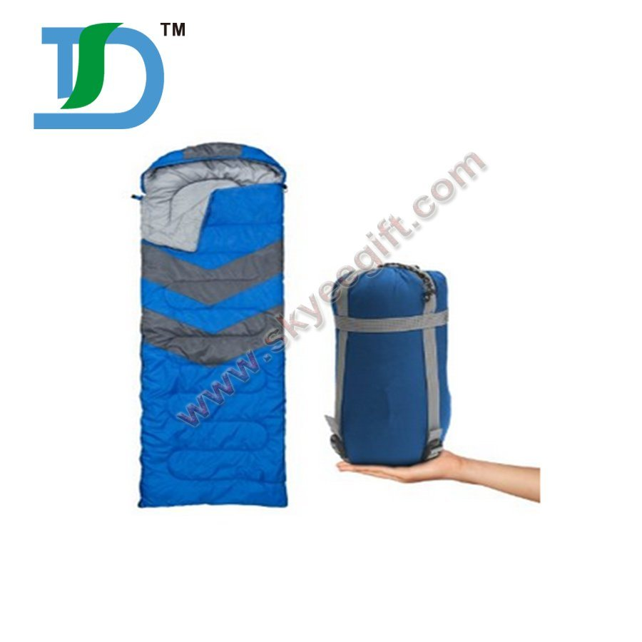 Outdoor Camping 3 Seasons Warming Envelope Sleeping Bag