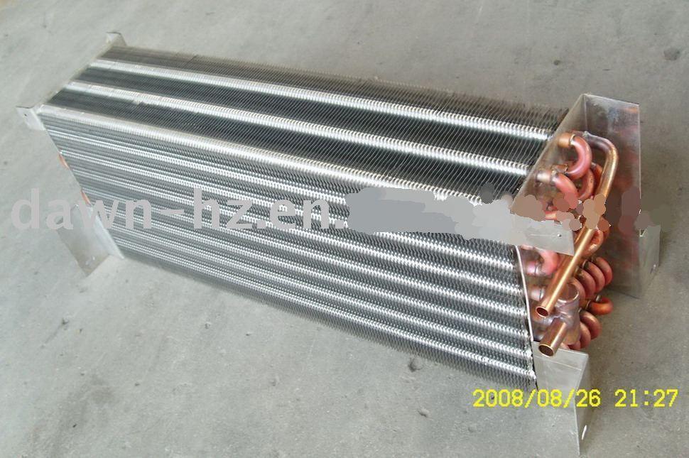 Air Condenser Coil : Portable air conditioning units