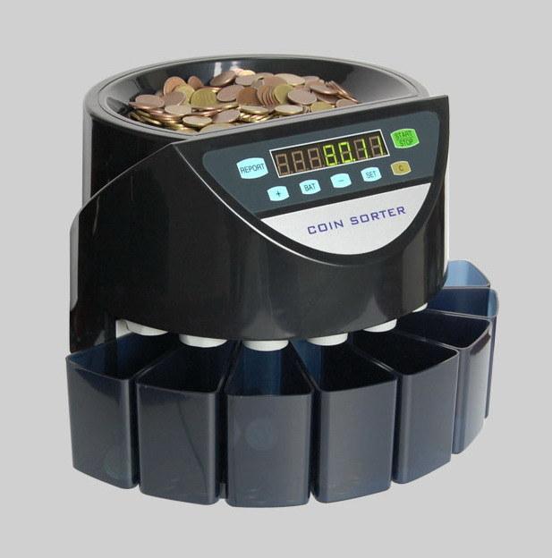 coin machine counter