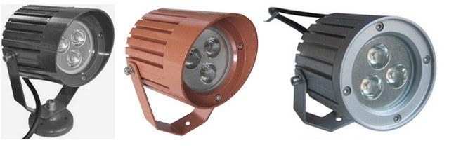 High Brightness Waterproof LED Outdoor Spotlight LED LED Light
