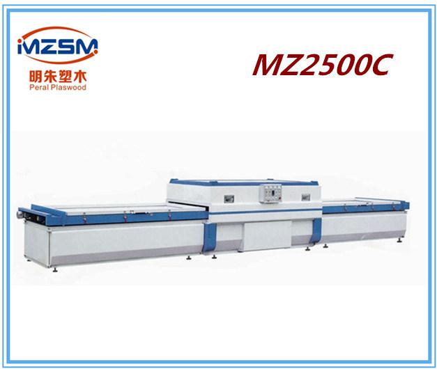 Mz2500c Model Door/Cabinet Membrane Vacuum Press Machine Laminating Machine Wood Machine