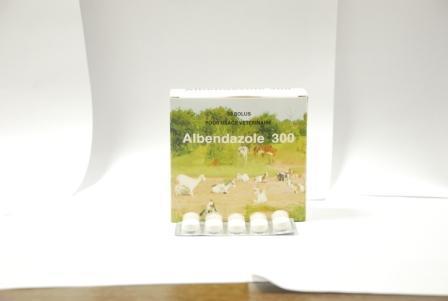 Albendazole Bolus 300mg