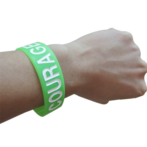 Thick Silicone Wristbands 31