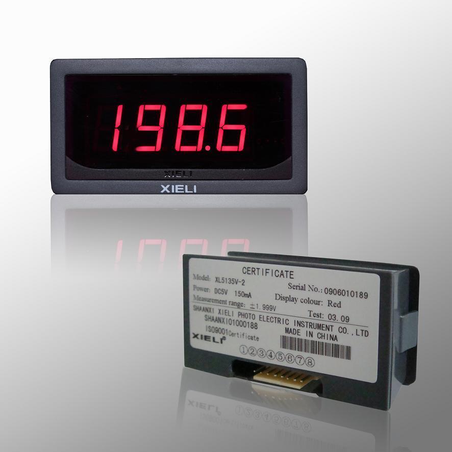 Intelligent Digital Ammeter Voltmeter : China ac dc digital voltmeter ammeter