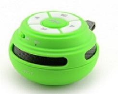 The Bluetooth Speaker with External Audio Input