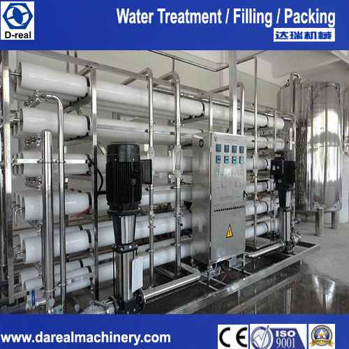 Pure/ Mineral/ Demineralized Water Treatment (RO-10)