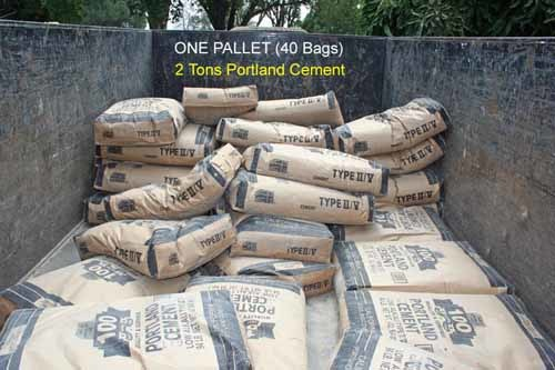 Ordinary Portland Cement : China ordinary portland cement sp