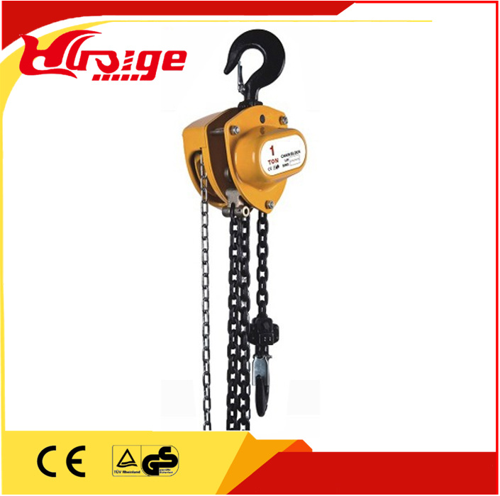 Economical Small Vd Type 2ton Hand Chain Block