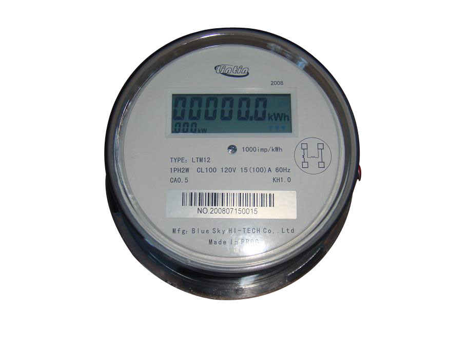 Kilowatt Hour Meter : China electronic plug in watt hour meter latm