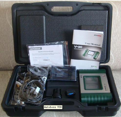 Autoboss V30 Scanner, Auto Diagnostic Scan Tool