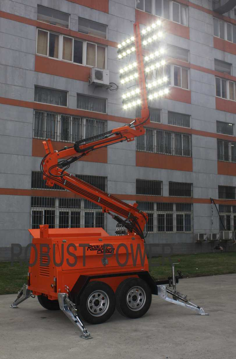 Low Voltage LED Light Tower
