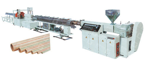 Pipe Extrusion Line (GY-GJ-PP/PE)