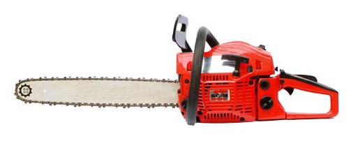 High Quality Steel Gasoline Chain Saw (PW-4500)