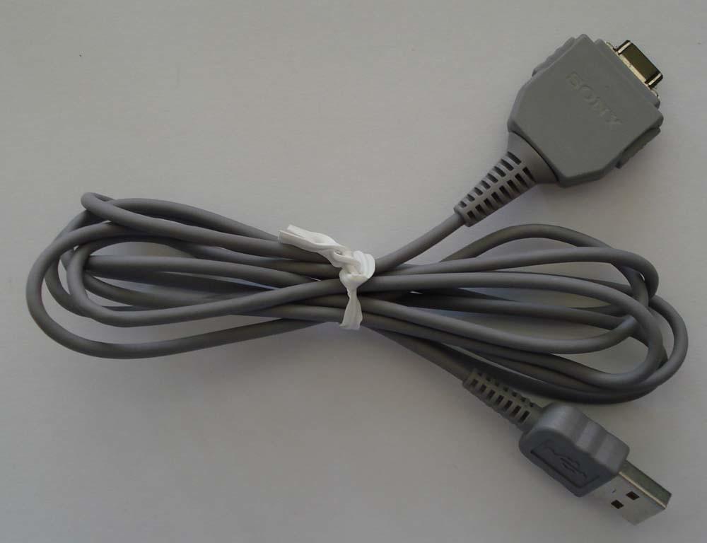 Camera Usb Cable To Computer : Sony camera usb