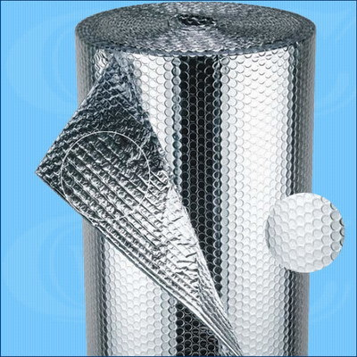 Aluminium thermal insulation