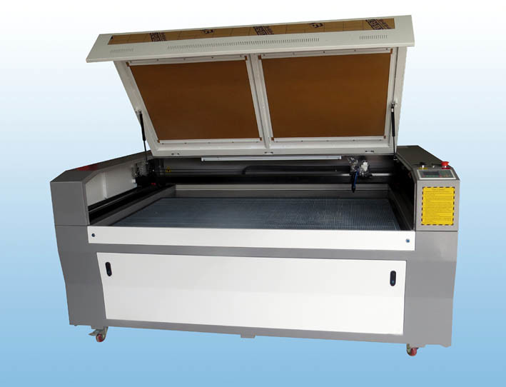 CCD Laser Cutting Machine for Label with Camera Flc1610