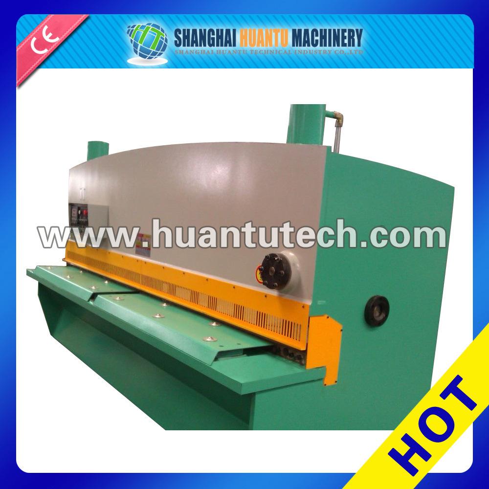 Guillotine Steel Shearing Machine, Iron Guillotine Shear, Iron Plate Cut Machine (QC11Y, QC12Y)