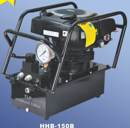 15L Gasoline Engine Driven Hydraulic Pump (HHB-150B)