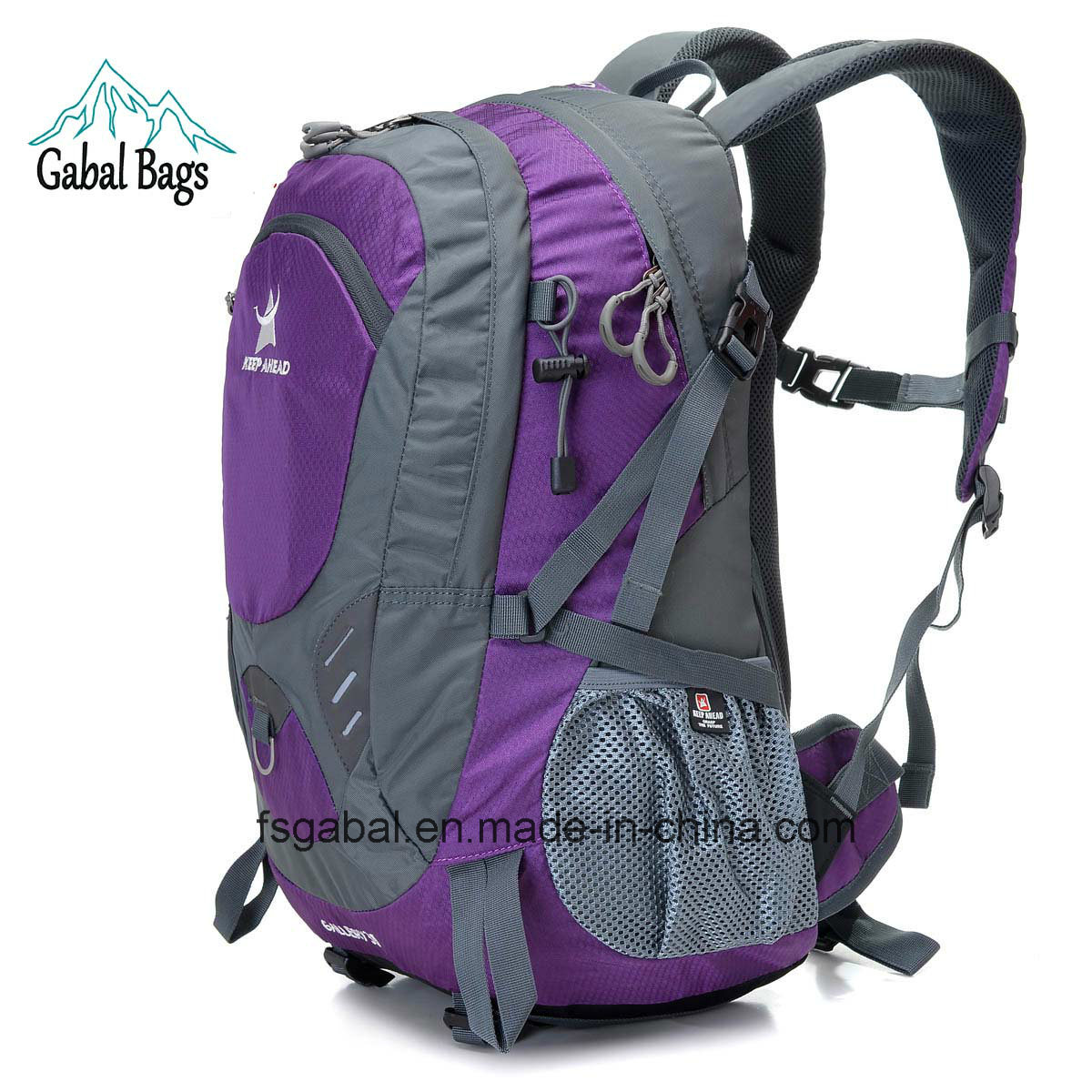 Outdoor Camping Mountain Traveling Sports Hiking Bag Backpack