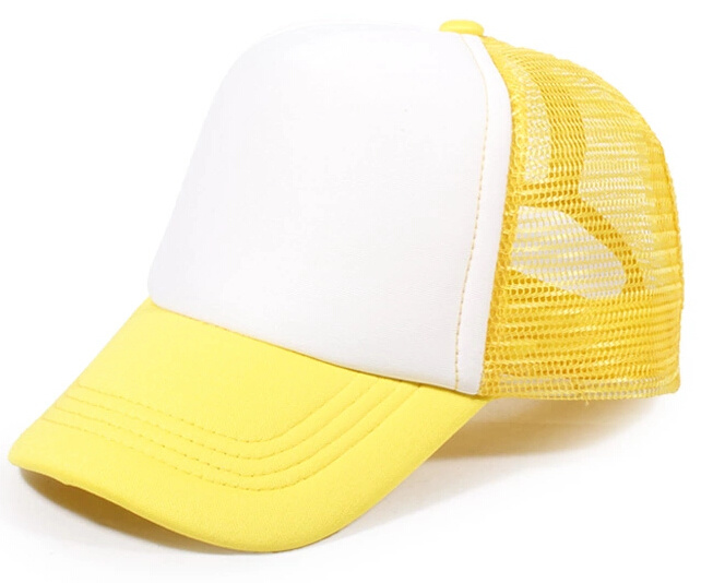 Promotional Blank Baseball Truck Cap for Custom Logo Design