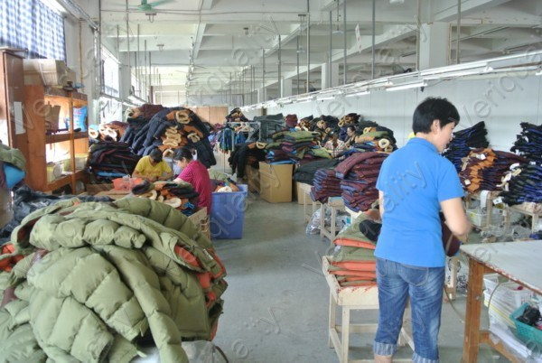 Down Garment Quality Control, Quality Inspection and Quality Control Service