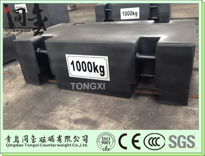 Counter Weight Cast Iron for Counting Scale