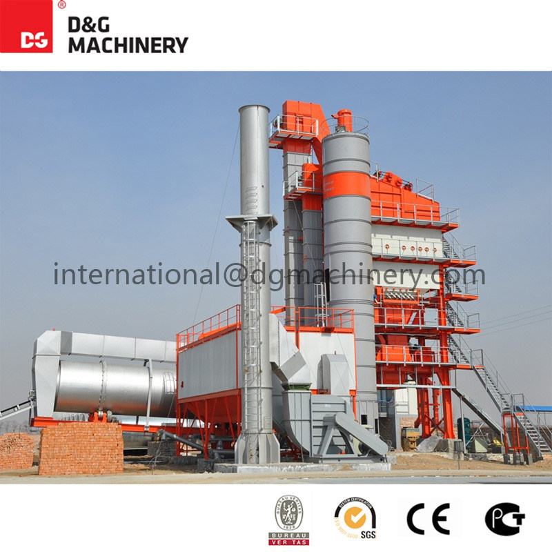 400 T/H Hot Mixed Asphalt Mixing Plant / Asphalt Plant for Sale