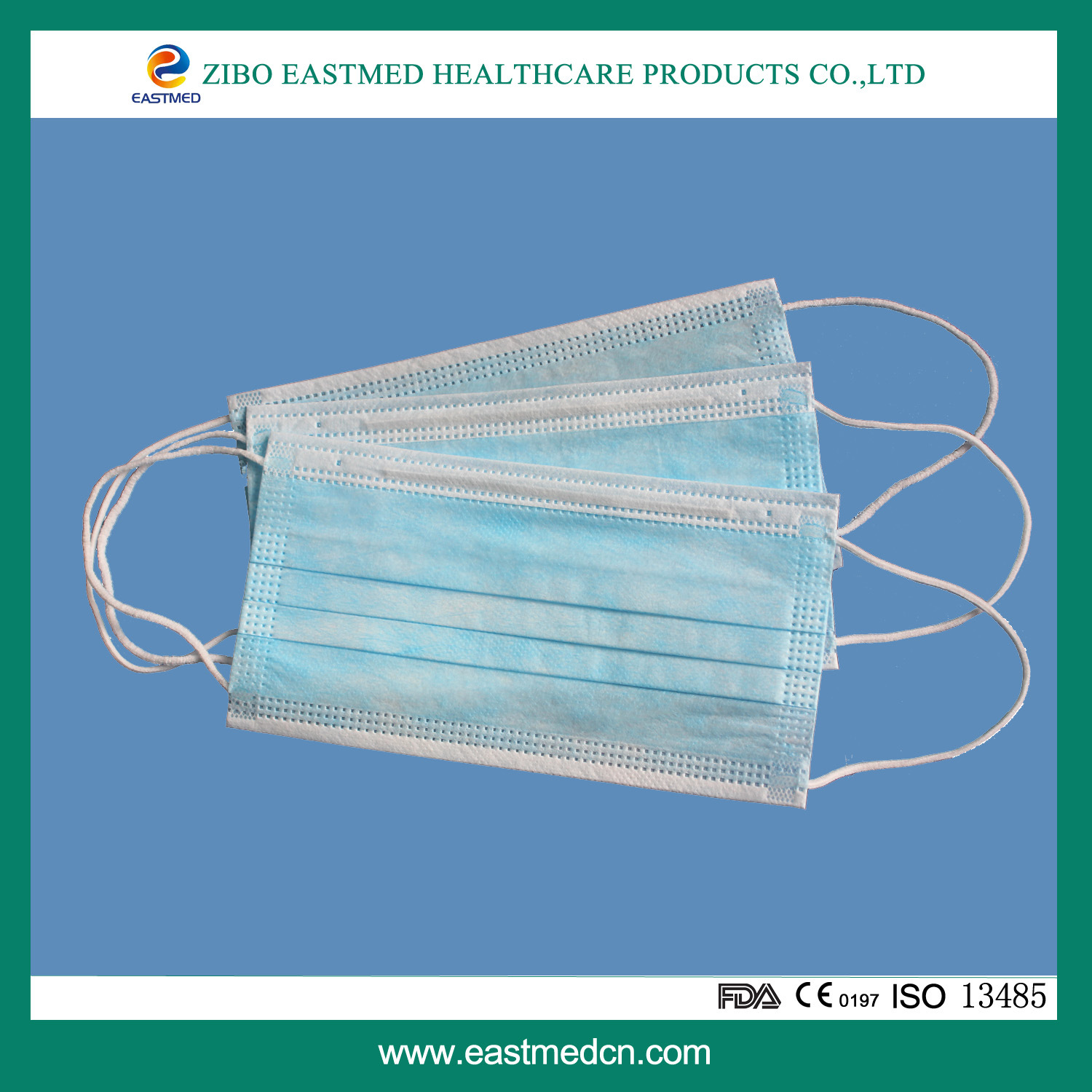 3ply Non-Woven Surgical Face Mask/Disposable Face Mask