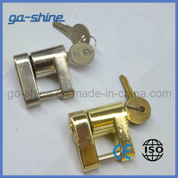 Hot Trailer Lock for Couplers