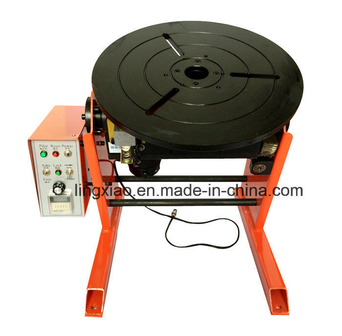 Ce Certified Flange Welding Positioner for Circular Welding
