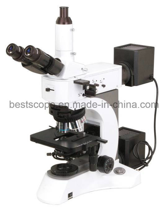 Bestscope Bs-6022RF Laboratory Metallurgical Microscope