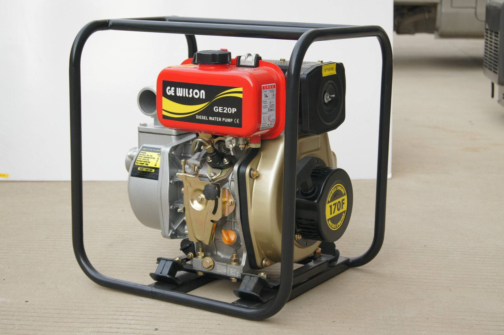 5HP Three Inch Gasoline Water Pump