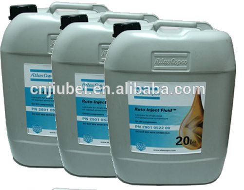 Roto Injected Atlas Copco Parts 20L Mineral Air Compressor Oil