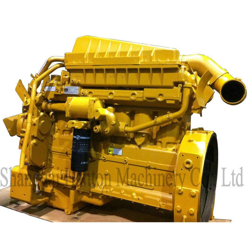 SDEC 3306DIT Series Construction Engineering Bulldozer Truck Excavator Diesel Engine