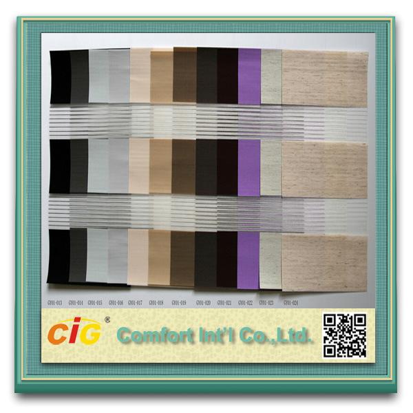 Wholesaler High Quality Zebra Fabric for Roller Blind