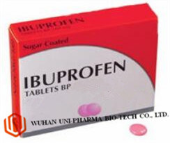 Ibuprofen Coated or Film Coated Tablets Bp 200mg Antipyretic and Analgesic Drugs