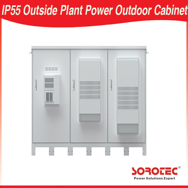 IP55 Protection Outdoor Telecom Cabinet
