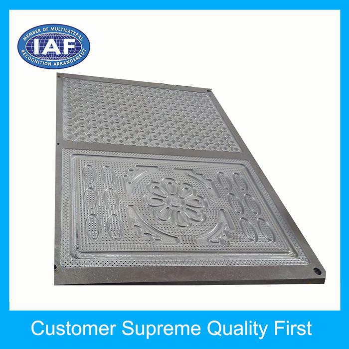 Rubber Floor Mat Mold Rubber Mold