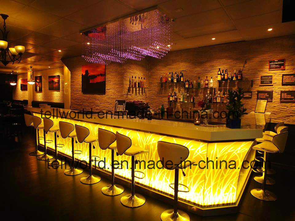China top selling modern design bar counter for