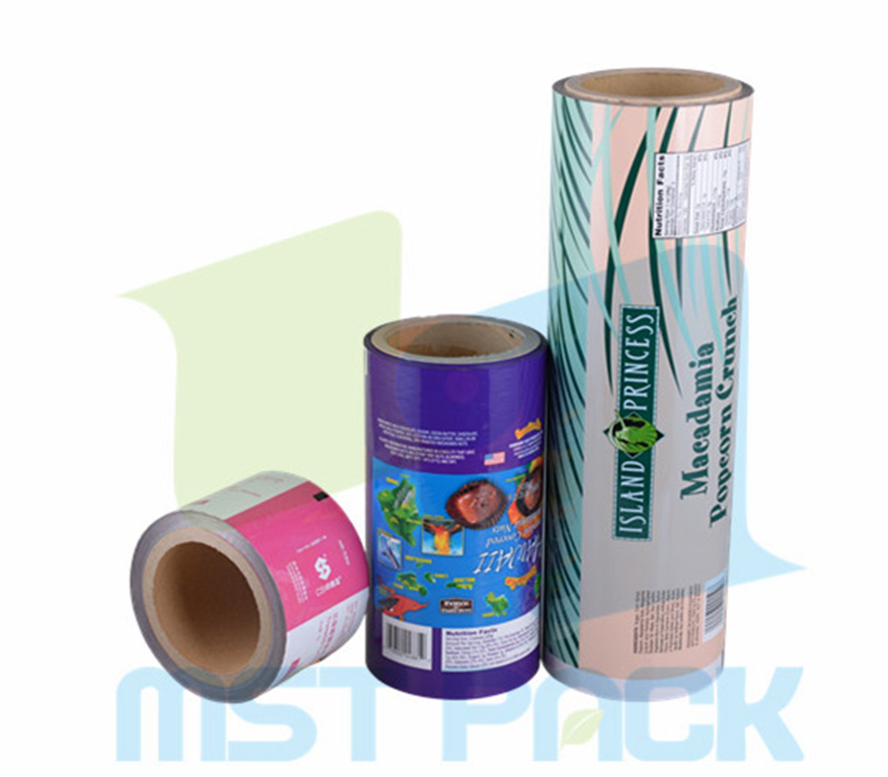 PVC/Pet Shrink Label for Bottled Beverage Packing