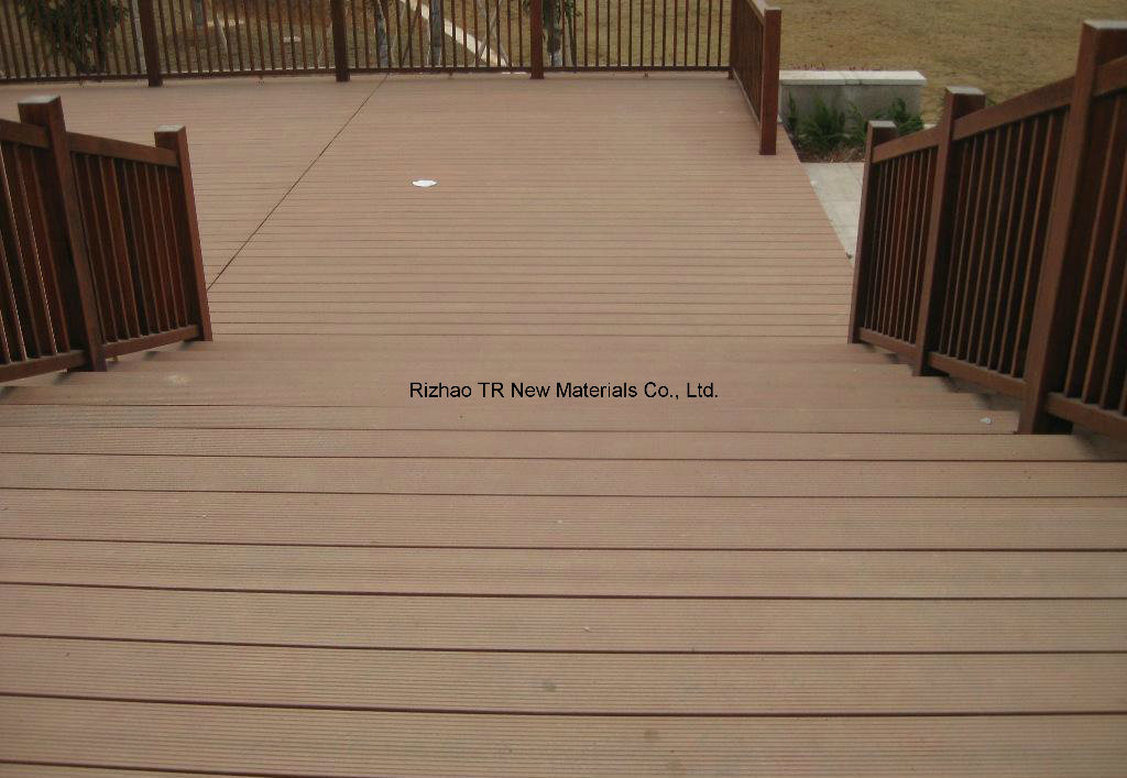 High Quality Outdoor Composite WPC Decking Flooring
