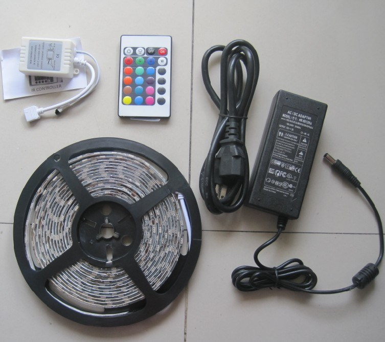 SMD 5050 Flexible LED Stirp Light, Rope Light, Decoration, Indoor