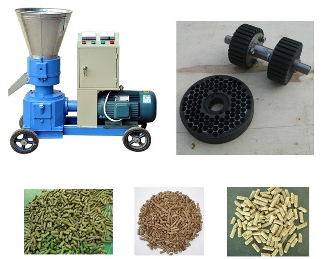 Processional Design Animal Clover Alfafa Feed Pellet Making Machine Feed Pellet Mill Machine